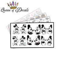 Disney Decals