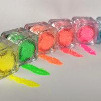Glitter sets / Nail-art boxen